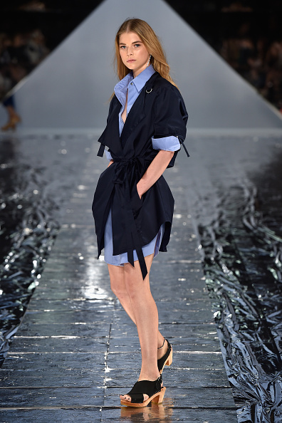 Hands In Pockets「Watson X Watson - Runway - Mercedes-Benz Fashion Week Australia 2015」:写真・画像(19)[壁紙.com]