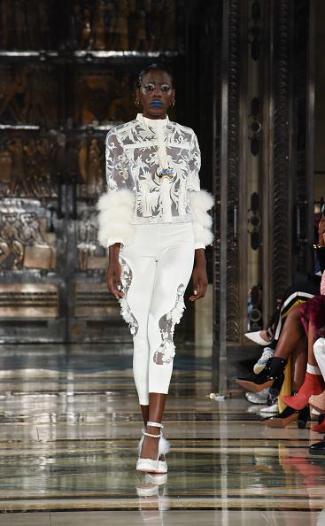London Fashion Week「Michaela Frankova - Runway - LFW September 2017」:写真・画像(14)[壁紙.com]