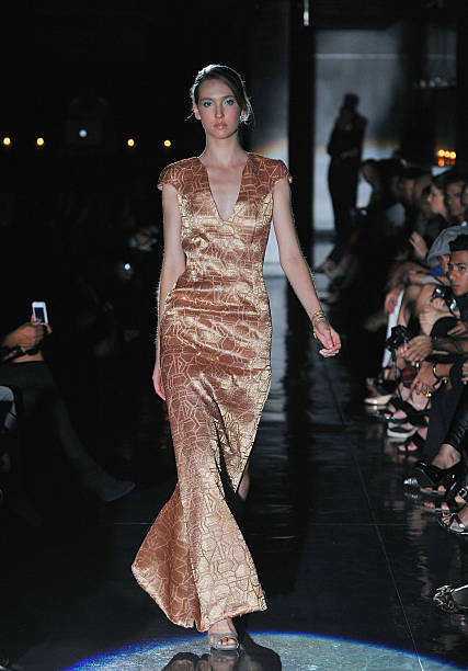 Raul Penaranda - Runway - Spring 2012 Mercedes-Benz Fashion Week:ニュース(壁紙.com)