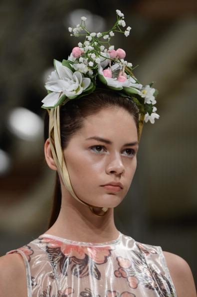 Ian Gavan「Swedish School Of Textiles - Runway: London Fashion Week SS14」:写真・画像(14)[壁紙.com]