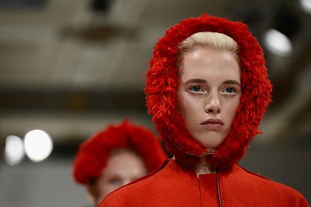 Swedish School Of Textiles - Runway: London Fashion Week SS14:ニュース(壁紙.com)