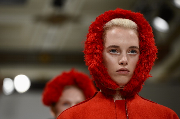 Ian Gavan「Swedish School Of Textiles - Runway: London Fashion Week SS14」:写真・画像(3)[壁紙.com]