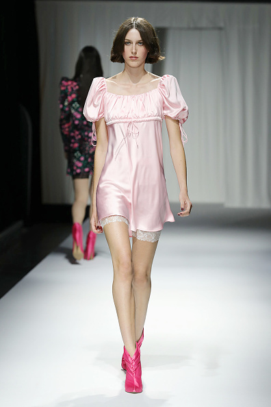 Baby Doll Dress「Aniye By Fashion Show - Runway」:写真・画像(1)[壁紙.com]