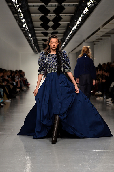 London Fashion Week「Antonio Berardi - Runway - LFW February 2017」:写真・画像(8)[壁紙.com]