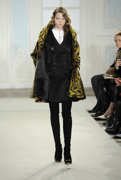 Black Boot「Temperley London: Runway - London Fashion Week AW14」:写真・画像(3)[壁紙.com]