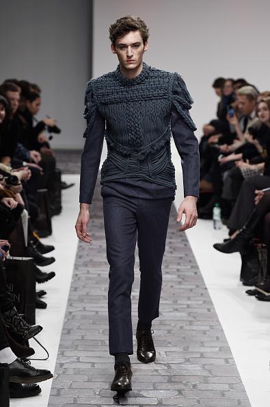 Leather Shoe「DYN Show - Mercedes-Benz Fashion Week Berlin Autumn/Winter 2015/16」:写真・画像(3)[壁紙.com]