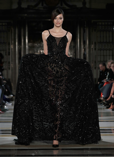 London Fashion Week「Malan Breton - Runway - LFW February 2017」:写真・画像(13)[壁紙.com]