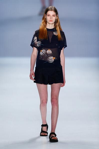 Black Shorts「Charlotte Ronson Show - Mercedes-Benz Fashion Week Berlin Autumn/Winter 2015/16」:写真・画像(5)[壁紙.com]