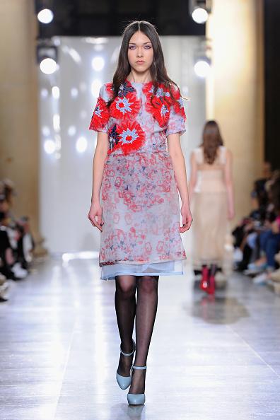 London Fashion Week「Michael Van Der Ham - Runway - LFW FW15」:写真・画像(7)[壁紙.com]