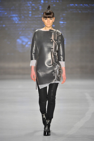 Black Shoe「Tuba Ergin: Runway - MBFWI Presented By American Express Fall/Winter 2014」:写真・画像(16)[壁紙.com]