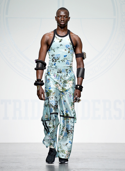 London Fashion Week「Astrid Andersen - Runway - LFWM June 2017」:写真・画像(7)[壁紙.com]
