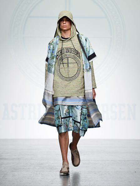 London Fashion Week「Astrid Andersen - Runway - LFWM June 2017」:写真・画像(6)[壁紙.com]