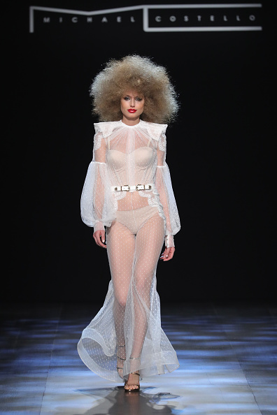 Panties「Michael Costello - Runway - February 2017 - New York Fashion Week: The Shows」:写真・画像(16)[壁紙.com]