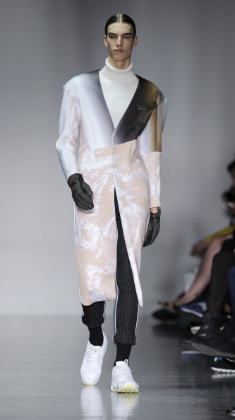 Personal Accessory「Kay Kwok Presented By GQ China: Runway - London Collections: Men AW14」:写真・画像(5)[壁紙.com]