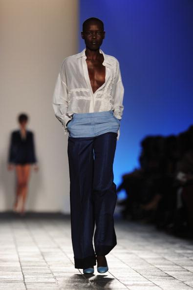 Blue Pants「Paul Smith - Runway: London Fashion Week SS14」:写真・画像(6)[壁紙.com]