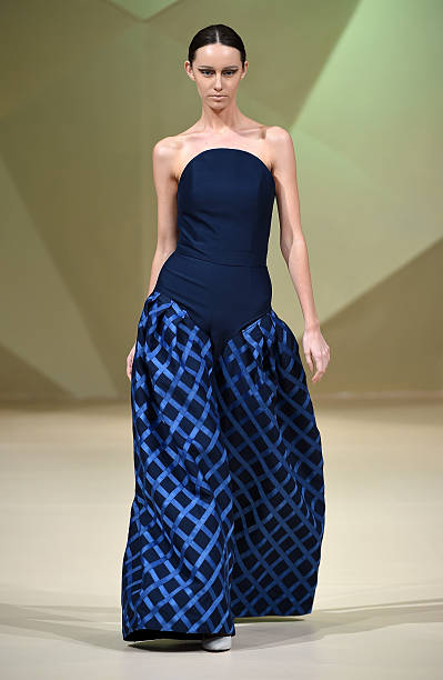 Hashe - Runway - Fashion Forward Dubai October 2014:ニュース(壁紙.com)