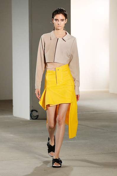 Gray Jacket「Vladimir Karaleev Show - Mercedes-Benz Fashion Week Berlin Spring/Summer 2018」:写真・画像(19)[壁紙.com]