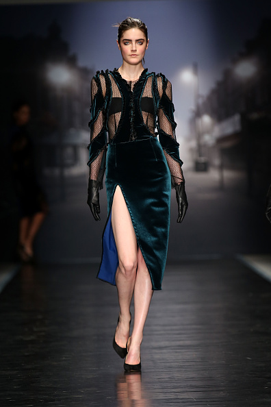 London Fashion Week「Emilio De La Morena - Runway - LFW FW15」:写真・画像(2)[壁紙.com]