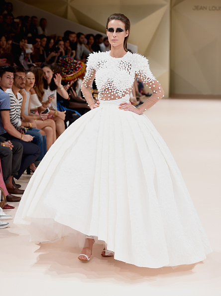 Madinat Jumeirah Hotel「Jean Louis Sabaji - Runway - Fashion Forward Dubai October 2014」:写真・画像(1)[壁紙.com]