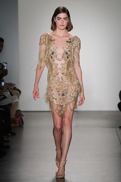 スーパーモデル「Pamella Roland - Runway - September 2017 - New York Fashion Week」:写真・画像(2)[壁紙.com]