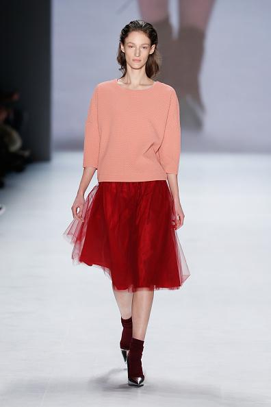 Tulle Netting「Minx by Eva Lutz Show - Mercedes-Benz Fashion Week Berlin Autumn/Winter 2015/16」:写真・画像(0)[壁紙.com]
