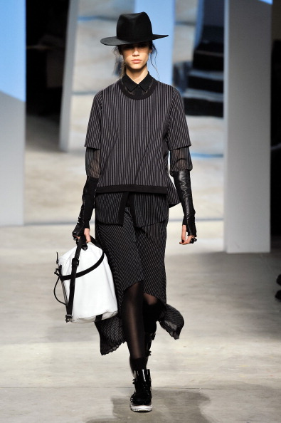Fingerless Glove「Kenneth Cole Collection - Runway - Mercedes-Benz Fashion Week Fall 2014」:写真・画像(18)[壁紙.com]