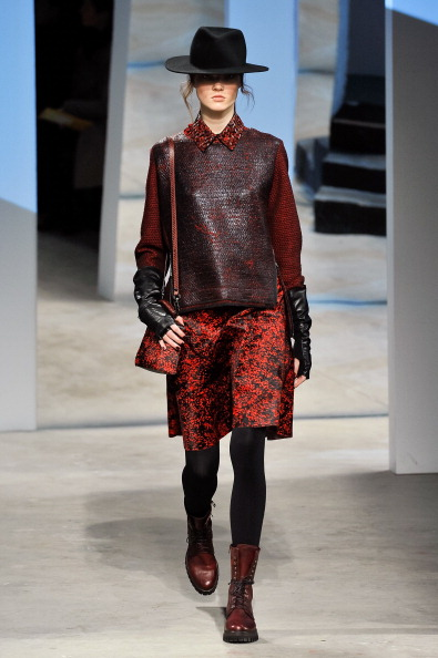 Fingerless Glove「Kenneth Cole Collection - Runway - Mercedes-Benz Fashion Week Fall 2014」:写真・画像(19)[壁紙.com]