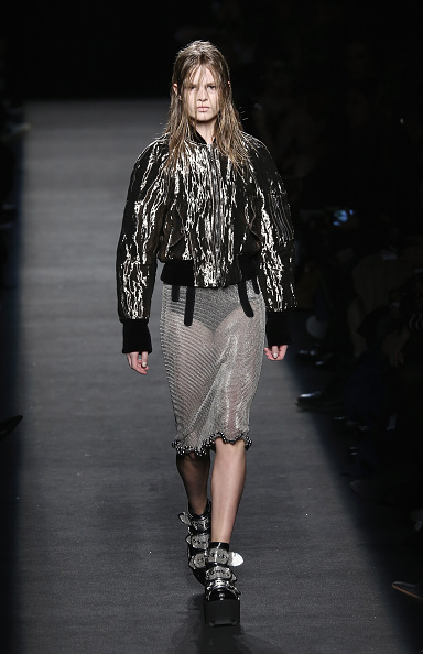 Ready To Wear「Alexander Wang - Runway - Mercedes-Benz Fashion Week Fall 2015」:写真・画像(3)[壁紙.com]
