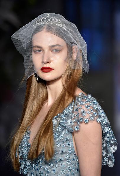 Autumn Winter Fashion Collection「Luisa Beccaria - Runway: Milan Fashion Week Autumn/Winter 2019/20」:写真・画像(7)[壁紙.com]