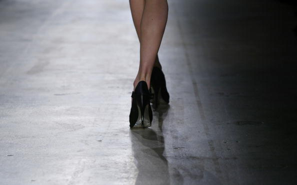 High Heels「Calvin Klein Fall 2005 - Runway」:写真・画像(8)[壁紙.com]