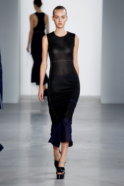 Sleeveless「Mercedes-Benz Fashion Week Spring 2015 - Official Coverage - Best Of Runway Day 8」:写真・画像(19)[壁紙.com]