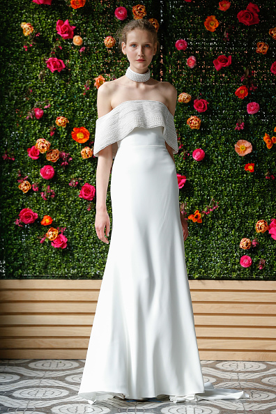 ファッションショー「Kenra Professional For Lela Rose Bridal Fashion Week F/W '17」:写真・画像(17)[壁紙.com]