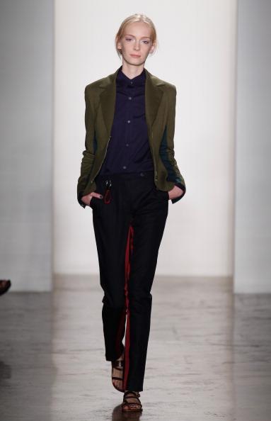 Hands In Pockets「Costello Tagliapietra - Runway - MADE Fashion Week Spring 2014」:写真・画像(18)[壁紙.com]