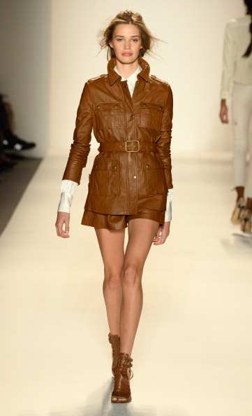 Incidental People「Rachel Zoe - Runway - Mercedes-Benz Fashion Week Spring 2014」:写真・画像(12)[壁紙.com]