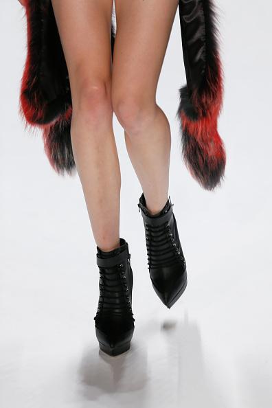 Leather Boot「Glaw Show - Mercedes-Benz Fashion Week Berlin Autumn/Winter 2015/16」:写真・画像(14)[壁紙.com]