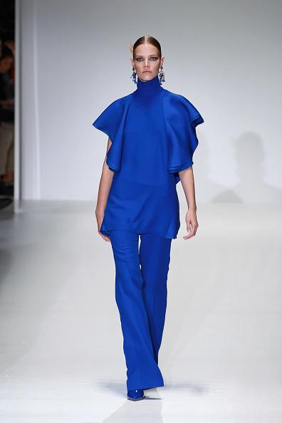 Blue Pants「Gucci - Runway - Milan Fashion Week Womenswear S/S 2013」:写真・画像(5)[壁紙.com]