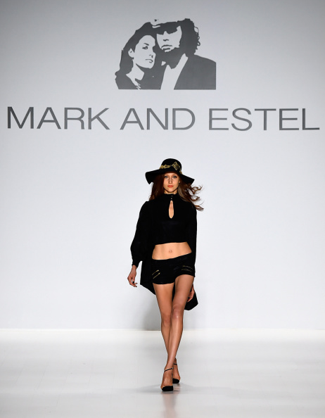 The Salon - Lincoln Center「Mark And Estel - Runway - Mercedes-Benz Fashion Week Spring 2015」:写真・画像(16)[壁紙.com]