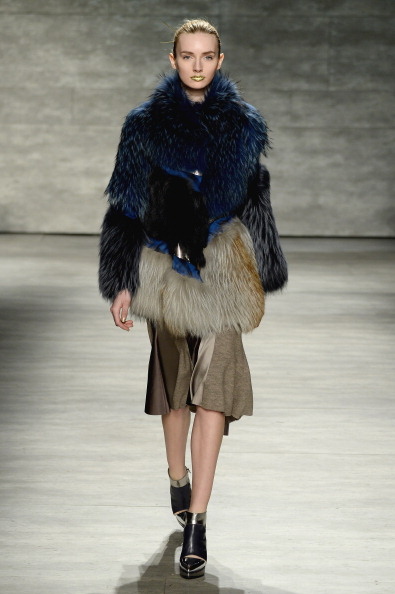Black Shoe「Mercedes-Benz Fashion Week Fall 2014 - Official Coverage - Best Of Runway Day 3」:写真・画像(0)[壁紙.com]