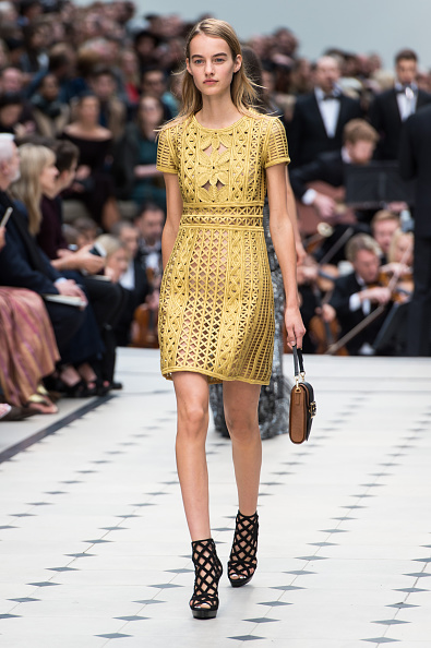 London Fashion Week「Burberry Prorsum - Runway - LFW SS16」:写真・画像(3)[壁紙.com]