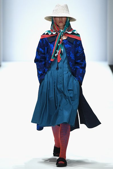 Mercedes-Benz Fashion Week「Greenshowroom Selected - Show - Berlin Fashion Week Spring/Summer 2019」:写真・画像(17)[壁紙.com]