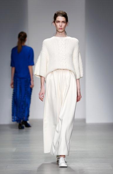 セーター「J. JS Lee: Runway - London Fashion Week AW14」:写真・画像(19)[壁紙.com]