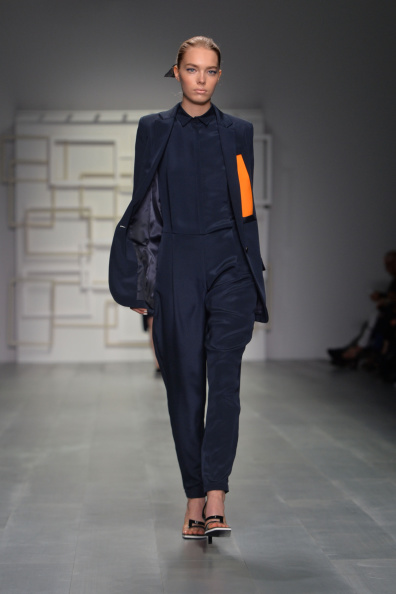 Black Coat「J. JS Lee: Runway - London Fashion Week SS15」:写真・画像(14)[壁紙.com]