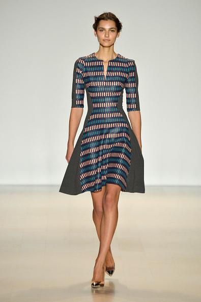 A-Line「Lela Rose - Runway - Mercedes-Benz Fashion Week Fall 2014」:写真・画像(14)[壁紙.com]