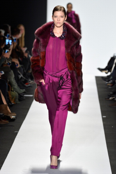 Blouse「Mercedes-Benz Fashion Week Fall 2014 - Official Coverage - Best Of Runway Day 5」:写真・画像(7)[壁紙.com]