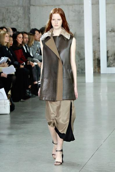 Sleeveless「Reed Krakoff - Runway - Mercedes-Benz Fashion Week Fall 2014」:写真・画像(4)[壁紙.com]