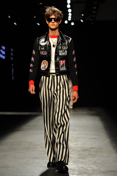 Fully Unbuttoned「Topman Design - Runway - London Collections Men SS16」:写真・画像(7)[壁紙.com]