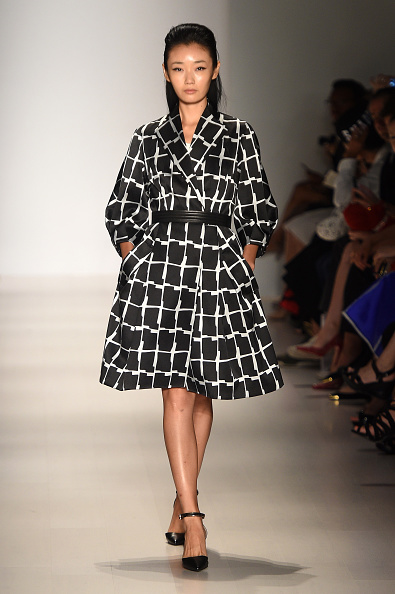 Long Hair「Mercedes-Benz Fashion Week Spring 2015 - Official Coverage - Best Of Runway Day 4」:写真・画像(7)[壁紙.com]
