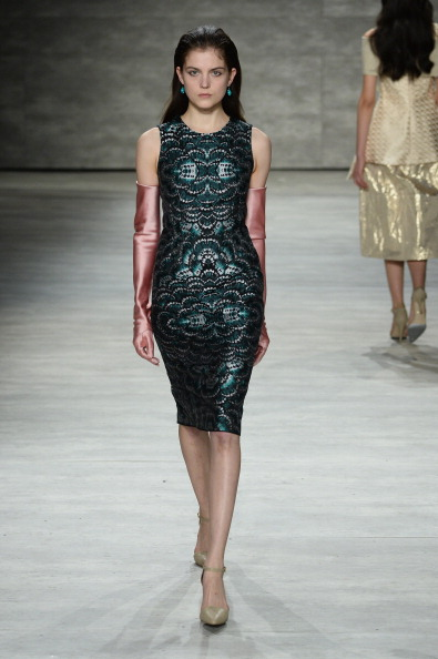 Metallic Shoe「Mercedes-Benz Fashion Week Fall 2014 - Official Coverage - Best Of Runway Day 1」:写真・画像(14)[壁紙.com]