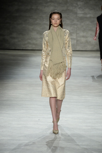 Long Hair「Mercedes-Benz Fashion Week Fall 2014 - Official Coverage - Best Of Runway Day 1」:写真・画像(16)[壁紙.com]
