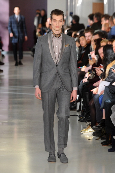 Pocket Square「Richard James: Runway - London Collections: Men AW14」:写真・画像(15)[壁紙.com]